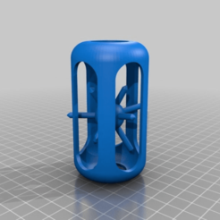 19bf563fbb39341a3929f8ff0355d660.png Download free STL file Hedgehog in the cage (Ježek v kleci) • 3D printing template, wsvenny
