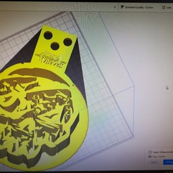 IMG_20201201_115850.jpg Télécharger fichier STL gratuit support Casque Sea Of Thieves  • Design pour imprimante 3D, Ezekk3D