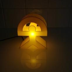 1.jpg Download free STL file Indalo Lamp • 3D print design, jjaappg