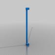 8eb6fd3576b5b03210987704317efdbf.png Télécharger fichier STL gratuit Organiseur de prises avec rail, double • Objet pour impression 3D, danielscatigno