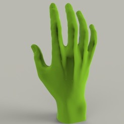 part1.jpg Download STL file Hand • Object to 3D print, GeD