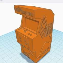 Dino_Rodeo.jpg Download free STL file Arcade Video Game Machines Set • 3D printable template, davewoodrum