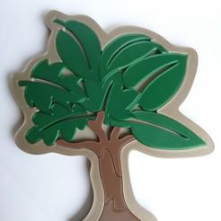 DSC_13824.JPG Download STL file Tree Puzzle • 3D printing model, 3DPrintsBuilds