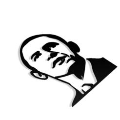 OBAMA v1f.png Télécharger fichier STL 3d imprimé Obama • Modèle pour imprimante 3D, printex