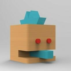 toy 2.jpg Download STL file chicken toy • 3D print design, printex