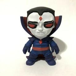 Sinister.jpg Download STL file Mr Sinister (Marvel's X-Men Universe) • 3D printable design, ZMilab