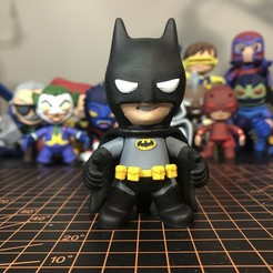 IMG_8948.jpg Download free STL file Batman - DC • Object to 3D print, ZMilab