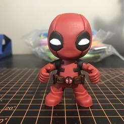 IMG_9356.jpg Download free STL file Deadpool - Marvel • 3D printing template, ZMilab