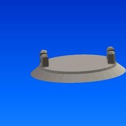 APOYA VASOS Y TELEFONO 2.jpg Download STL file cup holder • 3D printable object, ideasyconfecciones3d
