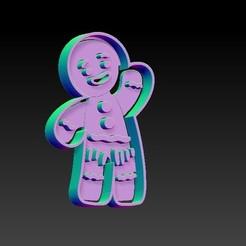 gengi.jpg Download STL file genji cookie cutter • 3D printer design, ideasyconfecciones3d