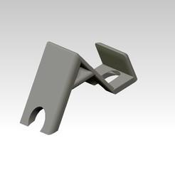 SOPORTE TEL2.jpg Download free STL file UNIVERSAL TELEPHONE SUPPORT • 3D print template, ideasyconfecciones3d