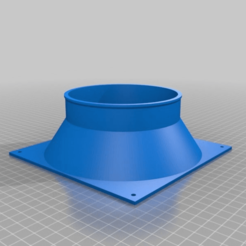 duct_adaptor_20151207-16613-1pwra0b-0.png Download free STL file My Customized Duct/Pipe Adaptor (small printbeds too) • 3D print model, DjDemonD