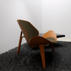 chair 2.png Download free STL file curve chair • 3D print model, Arq_ger93