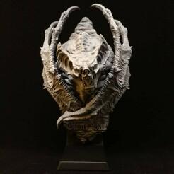 goyo_works_130452847_1096301217495723_260010046353192503_n.jpg Download STL file Monster Hunting Trophy - Giant Bat' • 3D print design, goyoworks