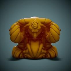 Ram-Print-01.jpg Télécharger fichier STL Un joli bélier • Plan à imprimer en 3D, LaloBravo