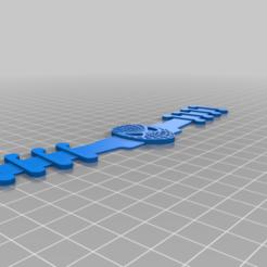 Download free STL file Spiderman Mask Strap • 3D printable template, S3d