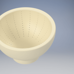 Bottom_circle4.png Download STL file Dry Recipient for Coarse Salt • 3D printable object, bring3d
