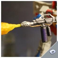 flame1.jpg Télécharger fichier STL Jouet lance-flammes et effets de flammes • Modèle pour impression 3D, CJI