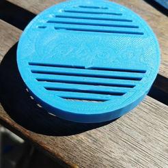 IMG_20200808_105850.jpg Download STL file Carburator air cover dellorto • Design to 3D print, JOTA_C2P