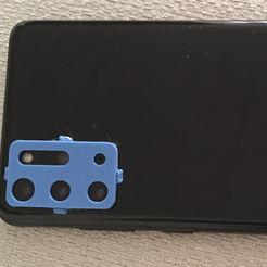 unnamed.jpg Télécharger fichier STL S20 plus protecteur de caméra • Objet à imprimer en 3D, 3designesp