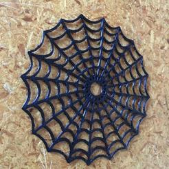 spiderweb_02.jpg Download free STL file spider web • 3D printing object, marcopolohernandez