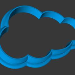 CATALOGUE.png Download STL file Cloud Cookie Cutter • 3D print model, vishalkanhai82