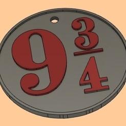 Sans titre 2.jpg Télécharger fichier GCODE Médaille Harry Potter • Plan pour impression 3D, cfl0
