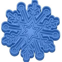Sans titre 12.jpg Download GCODE file 2 CHRISTMAS BISCUIT MOULDS - SANTA CLAUS - SNOWMAN - FIR TREE - CHRISTMAS BALL - COOKIE CUTTER - COOKIE CUTTER - GIFT - REINDEER - COOKIE CUTTER- STENCIL • Template to 3D print, cfl0