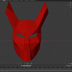 diablo1.png Download STL file Devil mask • 3D print model, amarey192