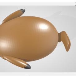 pika.png Télécharger fichier STL Pikachu mignon kawaii • Modèle à imprimer en 3D, amarey192