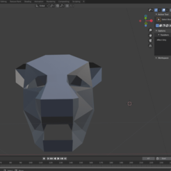 puma1.png Download free STL file Full head puma mask • Model to 3D print, amarey192