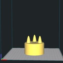 01.jpg Download STL file Maceta Redonda 3 Patas • 3D print model, marcanto072