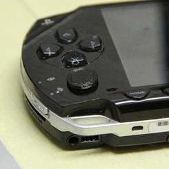 IMG_0015.JPG Download free STL file Better PSP Thumb Stick Analog Replacement • Design to 3D print, yatoette
