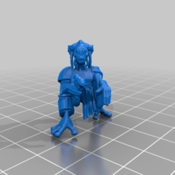 Dug_in_armor.png Download free STL file Star Wars Legion - Dug in Armor • 3D printing model, sulecen