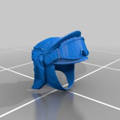 Rebel_Hoth_Helmet.png Télécharger fichier STL gratuit Casque de rebelle de la légion Star Wars style Hoth • Objet pour impression 3D, sulecen