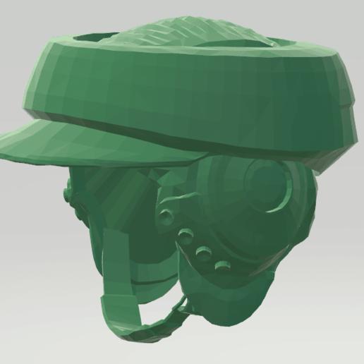 Endor Style Rebels Helmet.png Télécharger fichier STL gratuit Casque de rebelle de la Légion de la Guerre des étoiles, style Endor • Objet imprimable en 3D, sulecen