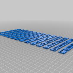 Ship_Token.png Télécharger fichier STL gratuit Jetons de navire de l'aile X pour les cadrans de manoeuvre • Modèle pour imprimante 3D, sulecen