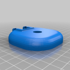 bbfedf1255ba70776e09d218b5ccd47d.png Download free STL file Replacement rotary wheel of the DI4 vacuum cleaner model: 3008 • Template to 3D print, El_Fabricante_3D