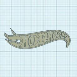 HW cult.jpg Télécharger fichier STL Emblème de Hot Wheels • Plan pour imprimante 3D, Felix_Saint