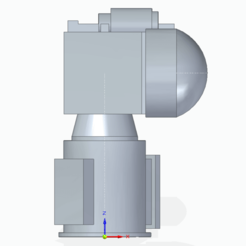 1.png Download STL file Model: Radar Naval Mk.95 • Object to 3D print, Modeling3Desing