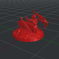 Screen_Shot_2020-08-18_at_2.14.38_PM.png Download free STL file Female Archer Grig for Tabletop Gaming • 3D print design, TheDemonicGecko