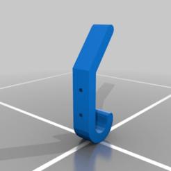 Download free STL file coat rack • 3D printing template, deleurobin