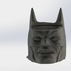 batman.JPG Download STL file Mate Batman • 3D printable object, gino2206