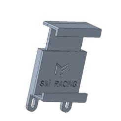 moved out.PNG Télécharger fichier STL Détenteur d'un smartphone Sim Racing • Modèle à imprimer en 3D, Kili_hido