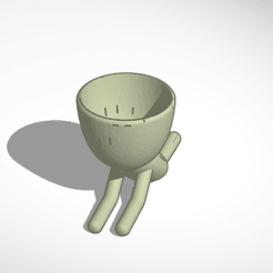 robert estirado foto.png Download STL file Robert plant stretched • 3D print object, ivanmarsol8
