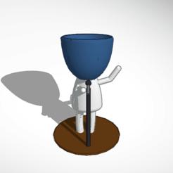 roberto 3 cantante.png Download STL file Robert plant singer /singer • Model to 3D print, ivanmarsol8