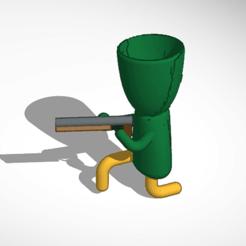 ccaador 2.png Download STL file robert plant hunter • 3D printable model, ivanmarsol8