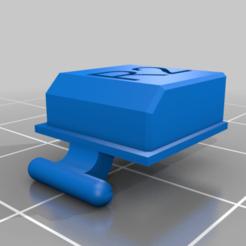 R2_button.png Download free STL file Anbernic RG350 L2-R2 • Template to 3D print, Raven_Kilit