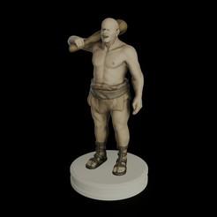 Thumbnail.jpg Download OBJ file Cyclops • 3D printable template, fidad