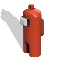 Screenshot (258).png Télécharger fichier STL Porte-clés Among Us • Objet à imprimer en 3D, RahulSha